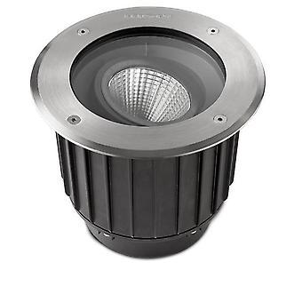 Dioder-C4 Gea Cob - LED Utomhus Infällda Golv Ljust rostfritt stål Aisi 316 IP67