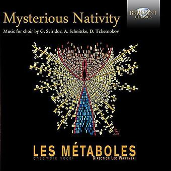 Les Metaboles - Mysterious Nativity [CD] USA import