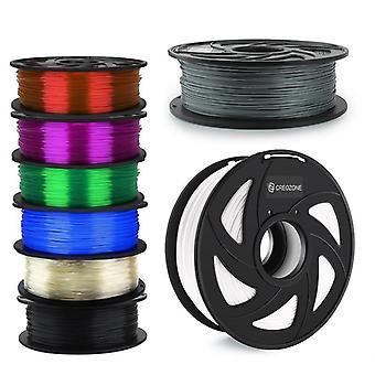3d الطابعة Filament 1.75mm نايلون وودكاربون Asa الكمبيوتر 3d بلاستيك