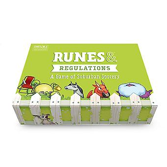 Runes & Règlements