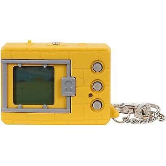 Keltainen Digimon Bandai Digivice virtuaalinen lemmikkihirviö