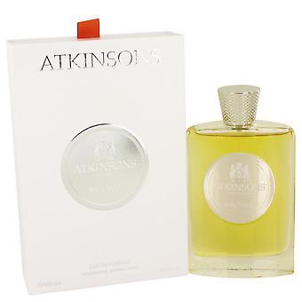 Sicile neroli eau de parfum spray (unisexe) par atkinsons 100 ml