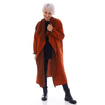 Made In Italy Phoebe Wool Coat
