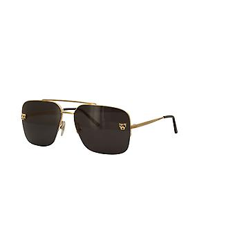 Cartier CT0244S 001 Gold/Grey Sunglasses