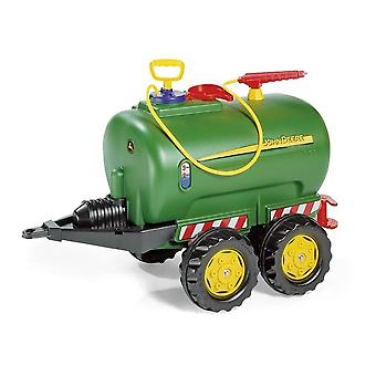 John Jumbo Twin Axle Cisternă cu pompa & Spray Gun - Rolly