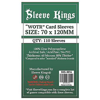 Board Game Sleeves 70mm x 120mm WOTR Tarot (110 Per Pack)