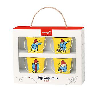 Paddington Bear Egg Cup Seaux, Jaune