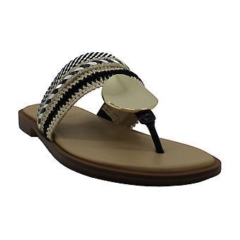 Naturalizer Women's Shoes Frankie Open Toe Casual Slide Sandals
