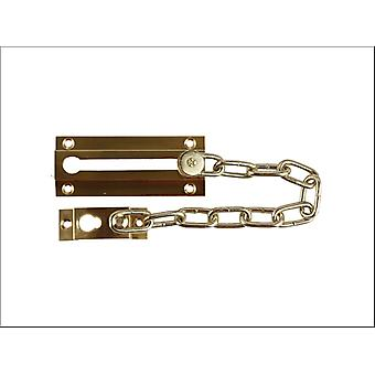Basics Door Chain Electro Brass 002853