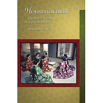 Householders  The Reizei Family in Japanese History V61: The Reizei Family in Japanese History (Harvard-Yenching Institute Monograph) (Harvard-Yenching Institute Monograph Series)
