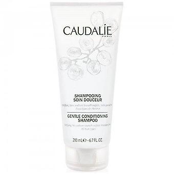 Shampoo de condicionamento suave caudalie 200 ml