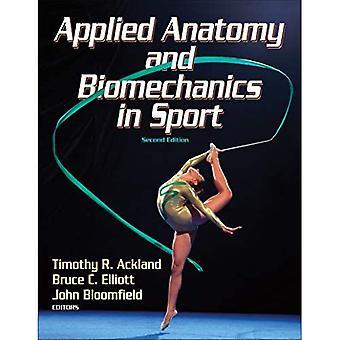 Aplikovaná anatomie a biomechanika ve sportu