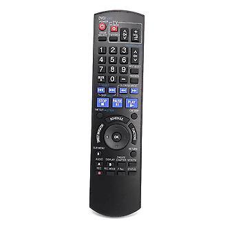 N2QAYB000197 لمسجل DVD باناسونيك DVDR جهاز التحكم عن بعد AYB000197