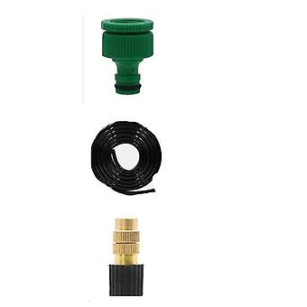 Garden Watering System, Drip Irrigation Automatic Spray Kit
