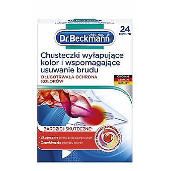 Dr.beckmann Chusteczki WyÅ'apujÄ... ce Kolor 24szt