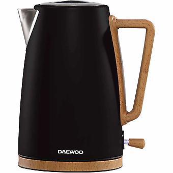 Daewoo Black Skandia 1.7l Jug Kettle
