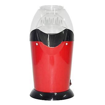 Popcorn Maker Großkaliber Design mit Tasse Mini elektrische Maschine (rot)
