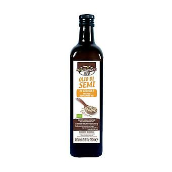 Deodorized sunflower oil 750 ml of oil