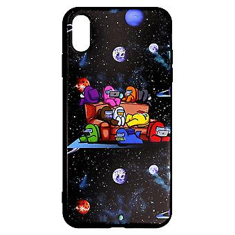 Among Us, iPhone X/XS Mobile Case - No. 4