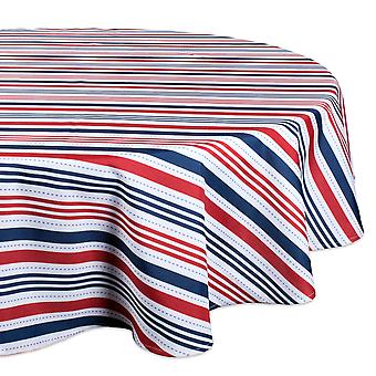 Dii Patriotic Stripe Mantel al aire libre 60 Ronda