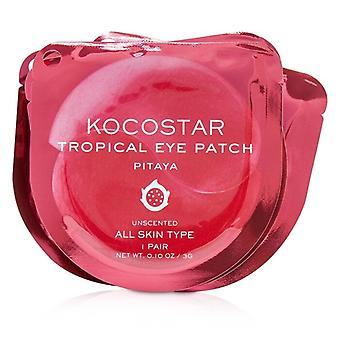 KOCOSTAR Tropical Eye Patch Unscented - Pitaya (Individually packed) (Exp. Date 03/2021) 10pairs