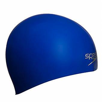 Speedo Fastskin 3 Swimming Cap Blue Unisex 8 082169121