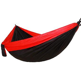 Hiking Camping Hammock Portable Nylon Safety Parachute Swing Chair Double