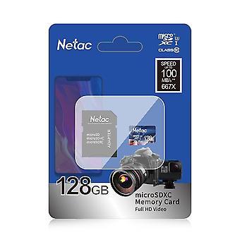 Memory Card Micro Sd 128gb 32gb 16gb 100mb/s 64gb Micro Sd Card  Sd Flash Card