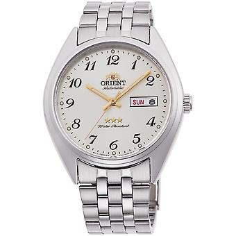 Orient 3 Star Watch RA-AB0E16S19B - Stainless Steel Gents Automatic Analogue