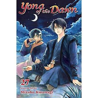 Yona of the Dawn Vol 27 Volume 27
