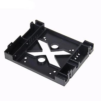 5.25 Posizione unità ottica Ssd 8cm Ventilatore Hdd Adattatore vassoio Staffa Disco rigido