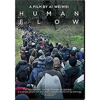 Human Flow [DVD] USA import