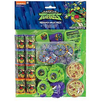 Uitdeelspeelgoed Ninja Turtles 48 Stuks