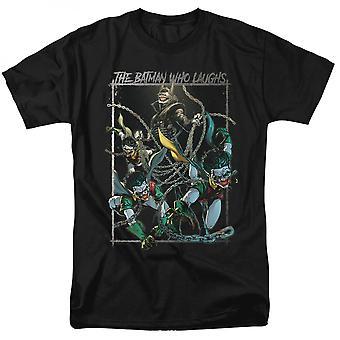 Jokeri Batman, joka nauraa T-paita