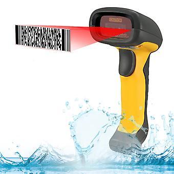Antimikrobieller und wasserdichter 2D-Barcodescanner