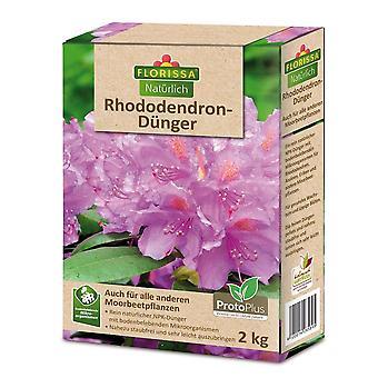 FLORISSA special fertilizer for rhododendron, 2 kg