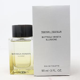 الوهم من قبل بوتيغا فينيتا Eau De Toilette 3.0oz/90ml رذاذ لا مربع التجزئة
