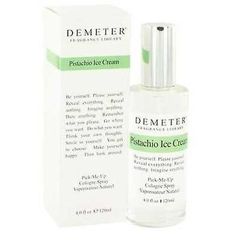 Deme Pistachio Gelato Da Demetra Colonia Spray 4 Oz (donne) V728-517067