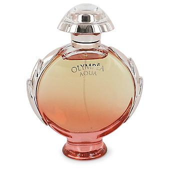 Olympea Aqua Eau De Parfum Legree Spray (Tester) By Paco Rabanne 2.7 oz Eau De Parfum Legree Spray