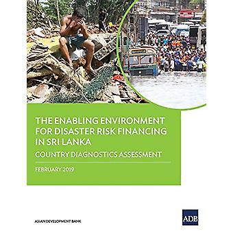 The Enabling Environment for Disaster Risk Financing in Sri Lanka - Co