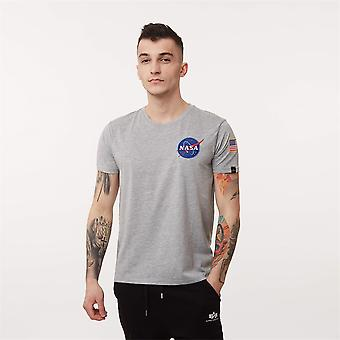 Alpha Industries Space Shuttle 17650717 universal miesten t-paita