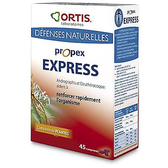 Ortis Propex Express 45 Componentes