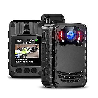 Mini Body Camera Full Hd 1296p