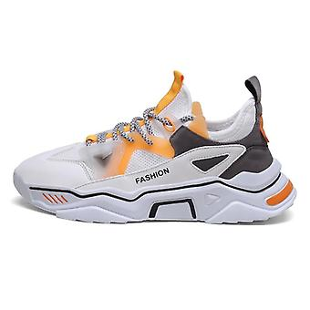 Men Classic Shoes, Casual Breathable Canvas Shoe, Outdoor Walking