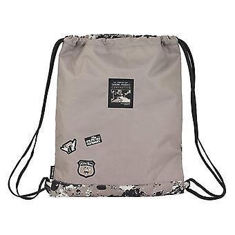 Backpack with Strings Kelme Genuine Beige