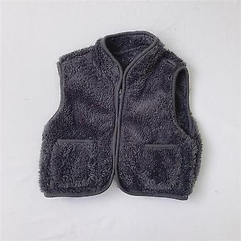 Baby Winter Vest, Thick Newborn, Outerwear, Coats, Kids Clothes, Warm