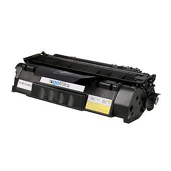 1 Go Inks Sort kompatibel tonerpatron erstatter HP CF280A (80A) Series *Nyt patenteret design*