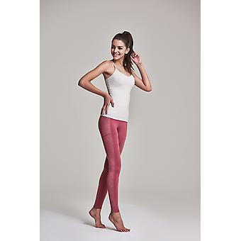 SPORX Women's Yoga Top build in bra White