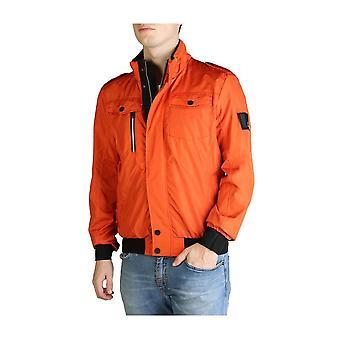 Yes Zee - Kleding - Jassen - J510-NF00-0400 - Heren - Oranje - XL