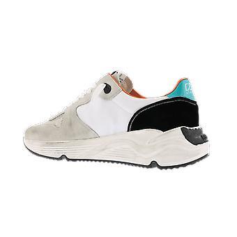 Oro Ganso Running Nylon Cuero Blanco GMF00126F00064280523 zapato
